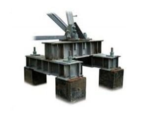 Свайные фундаменты опор ЛЭП и металлические ростверки серия 3.407-115